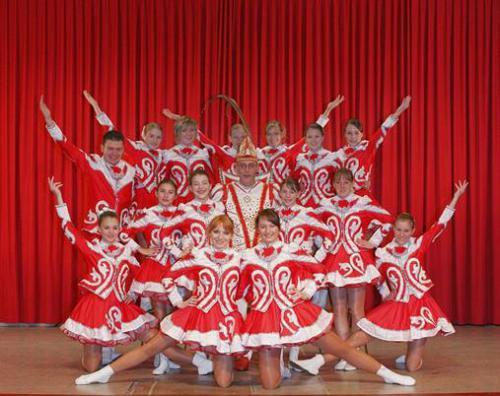 HKF Tanzgruppe Rot-Wei